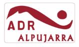 Logotipo ADR Alpujarra granadina